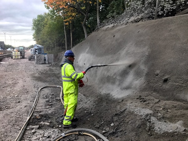 Chemcem_Sprayed Concrete